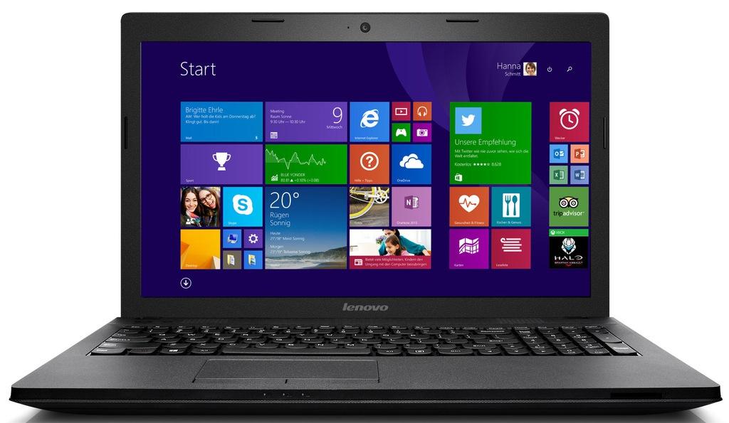 Tak prezentuje się Windows 8.1 na G510